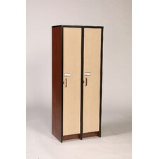 1 Tier 2 Wide Contemporary Locker