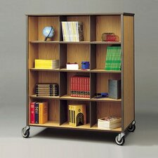 24 Compartment Double Sided Cubby