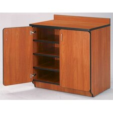 """Illusions 30"""" Base Cabinet with Doors/Shelves"""