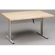 "60"" x 42"" Rectangular Classroom Table"