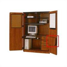 Illusions Fold Down Door Shelf
