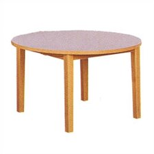 Library Round Classroom Table
