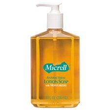 Antibacterial Lotion Soap Pump Bottle - 8 OZ