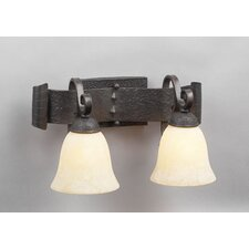 Somerset  Vanity Light  in Oil Rubbed Bronze