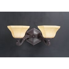 Stephano  Vanity Light  in Oil Rubbed Bronze