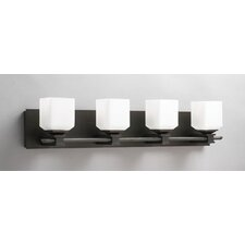 Modena Vanity Light  in Oil Rubbed Bronze