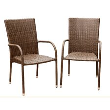 Palermo Dining Arm Chair (Set of 2)
