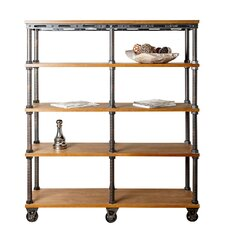 "Kingsley Industrial 67"" Standard Bookcase"