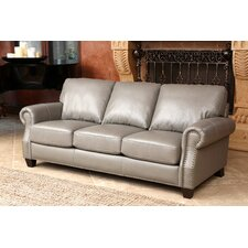 Barnard Leather Standard Sofa
