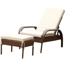 Palermo Lounge Chair with Cushion