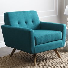 Leyla Fabric Arm Chair