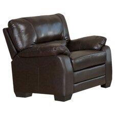 Brookfield Italian Leather Chair