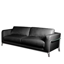 Perch Leather Sofa