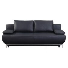 Cassino Leather Sofabed