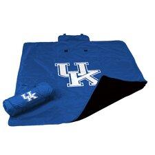 NCAA Kentucky All Weather Fleece Blanket