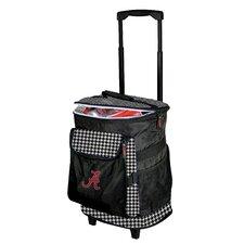 48 Can Alabama Houndstooth Rolling Cooler