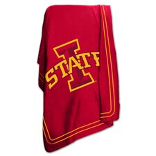 NCAA Iowa State Classic Fleece Throw