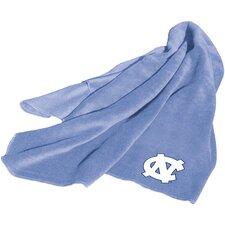 NCAA North Carolina Fleece Throw