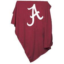 NCAA Alabama Sweatshirt Blanket