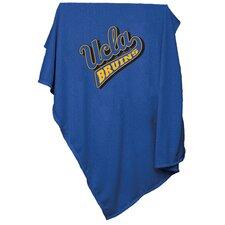 NCAA UCLA Sweatshirt Blanket