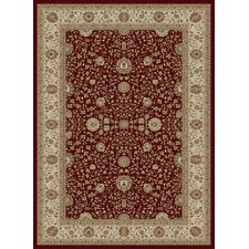 Fairmont Red Area Rug