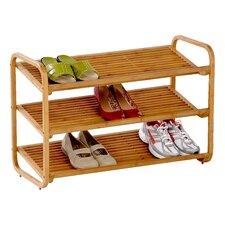 3 Tier Deluxe Shoe Shelf