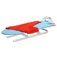 Tabletop Ironing Board with Iron Rest