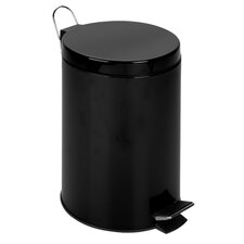 3.17-Gal Round Step Trash Can