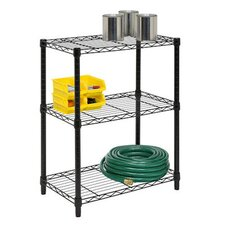 "30"" H 3 Shelf Shelving Unit Starter"