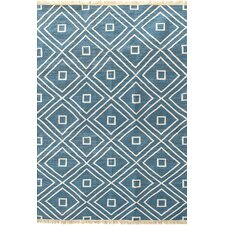 Mali Indigo Indoor/Outdoor Area Rug