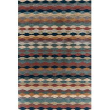 Ripple Geometric Area Rug