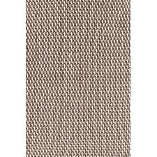 Two-Tone Rope Brown/White Indoor/Outdoor Area Rug
