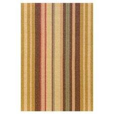 Woven Siena Stripe Beige Indoor Area Rug