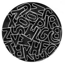 "26-Piece 1"" Alphabet Cookie Cutter Set"