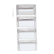 Linked Bread Pans (Set of 4)