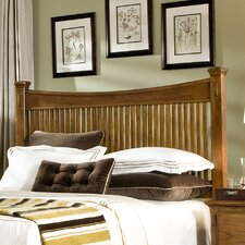 Pasilla Wood Headboard