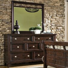 Haven 7 Drawer Dresser with Mirror