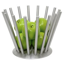 Sundial Stand Fruit Basket