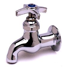 Single Sink Single Hole Faucets with 4 Arm Handle