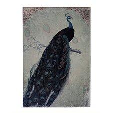 Peacock Painting Print