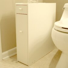 "Bathroom 22.75"" x 6.25"" Free Standing Cabinet"