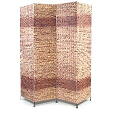 "67"" x 60"" Jakarta-B Folding Screen 4 Panel Room Divider"