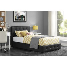 Dakota Upholstered Panel Bed