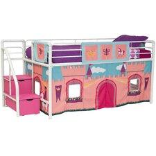 Princess Castle Curtain Set for Junior Loft Bed