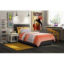 Maddie Upholstered Platform Bed