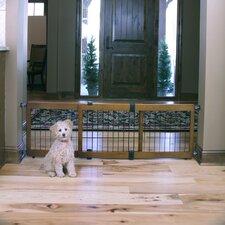 Design Studio Free-standing Pet Gate