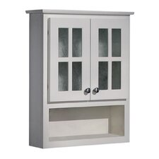 "Cape Cod Series 25.5"" x 30.75"" Wall Mounted Cabinet"