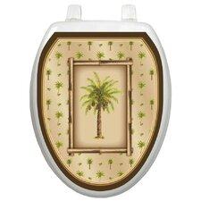 Themes Bahamas Breeze Toilet Seat Decal