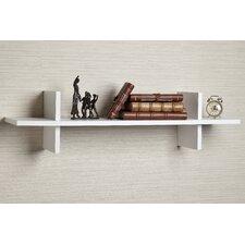 "Decorative ""H"" Shaped Wall Shelf"