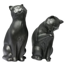 Cat Book End (Set of 2)